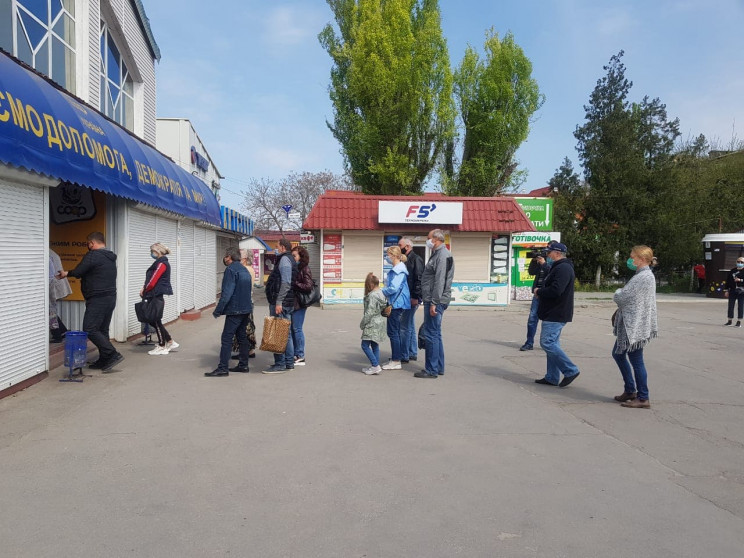 На Херсонщині відкрили дев'ять ринків –…