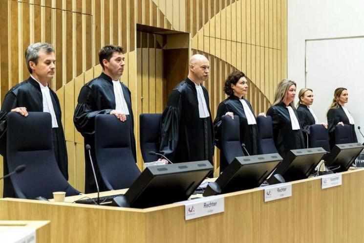 Дело МН17: Судебное заседание в Нидерлан…