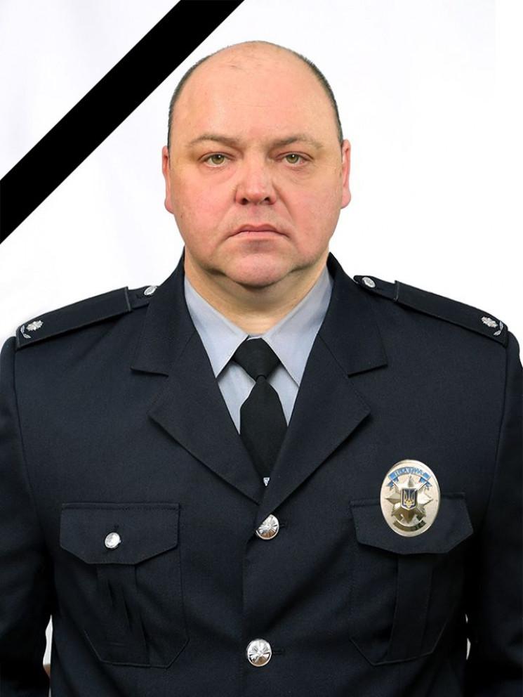 На Донетчине полицейский погиб, спасая с…