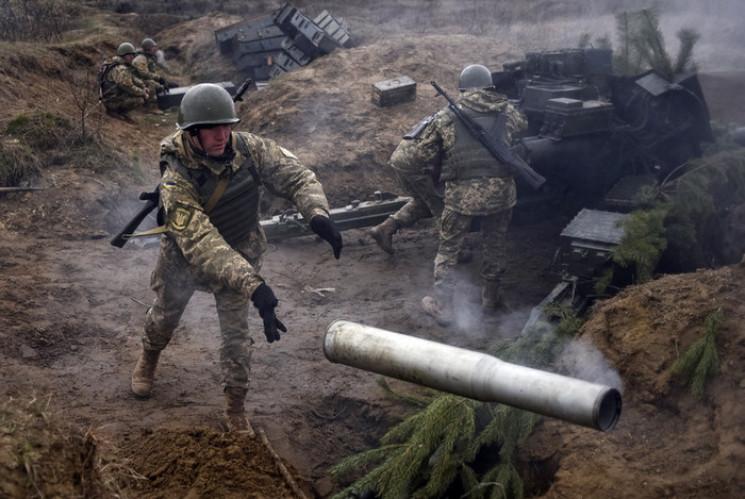 С полуночи на Донбассе уже 15 обстрелов:…