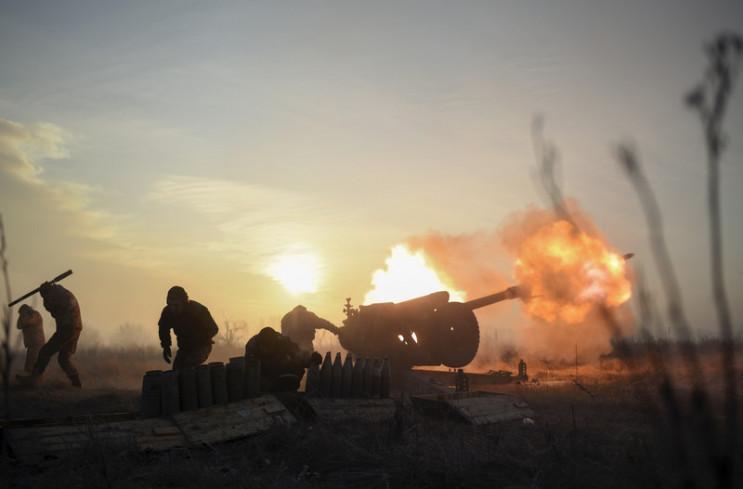 Война на Донбассе: Боевики 23 раза наруш…