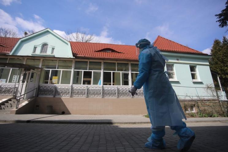 У Львові від коронавірусу помер 60-річни…