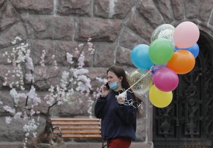 В Украине количество коронавирусных пере…