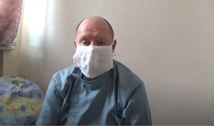 На Сумщині головний лікар почав голодува…