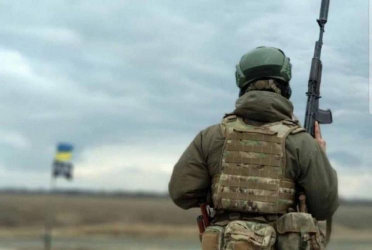 Бойовики обстрілюють сили ООС із заборон…