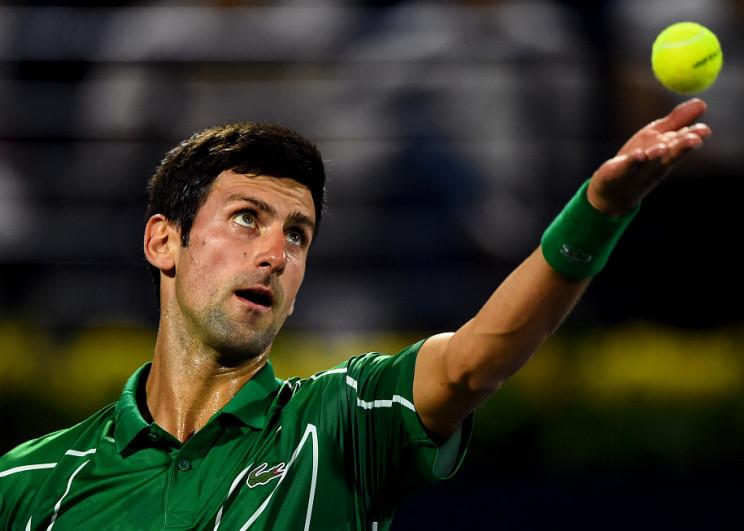 Знаменитий тенісист зізнався, як грав на…