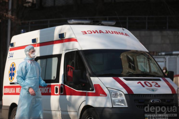 Українських медиків застрахували від COV…