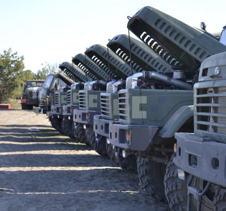 Тернопільські артилеристи завершили підг…