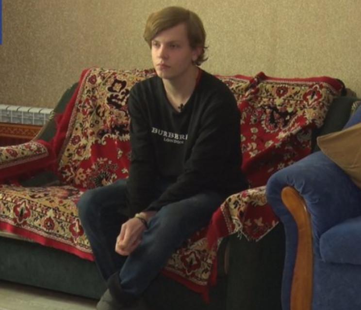 Обрав Україну: Як 19-річний хлопець з Лу…