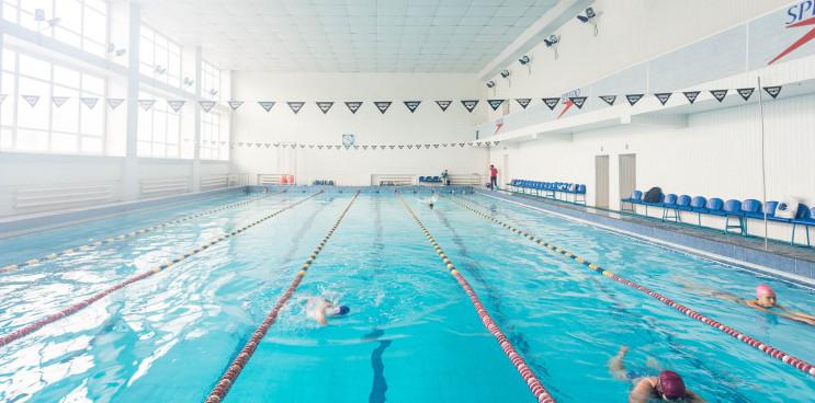 У Львові збудують шість басейнів…