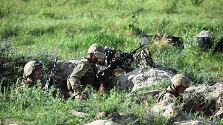 Під Донецьком ЗСУ знищили бункер бойовик…