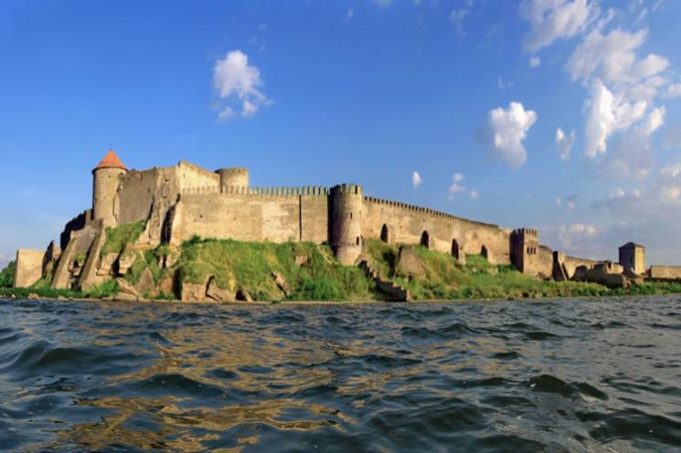 На Одещині Аккерманську фортецю відчиняю…