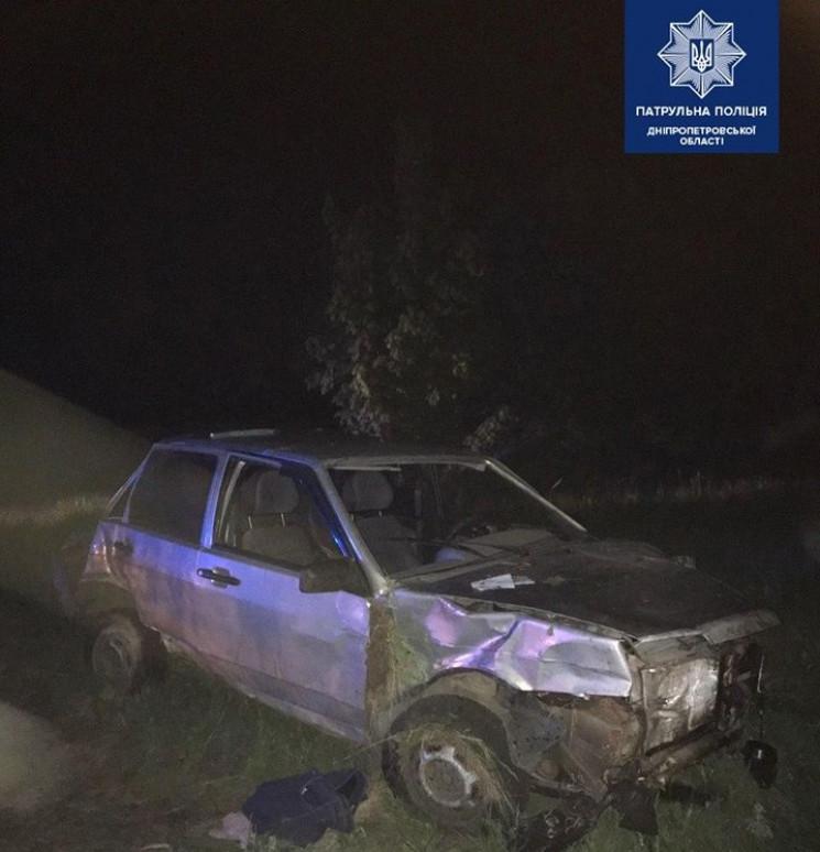 Страшна ДТП під Дніпром: Автівка із паса…