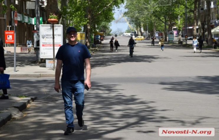 "Як ""ожила"" головна вулиця Миколаєва післ…"
