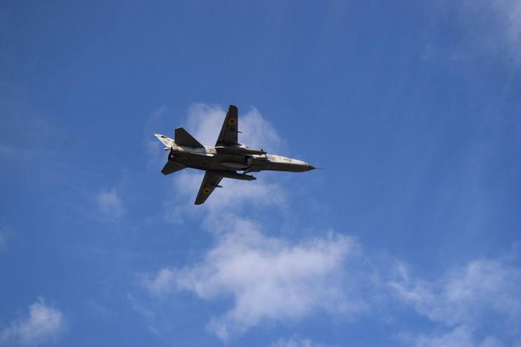 И снова в небо: Военные авиаторы в Хмель…