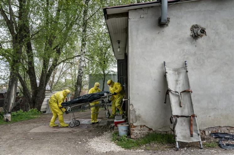 У Тернополі померлим від COVID-19 роблят…