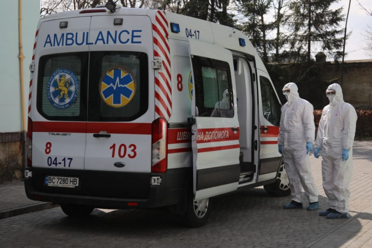Во Львовской области зафиксировали 45 но…