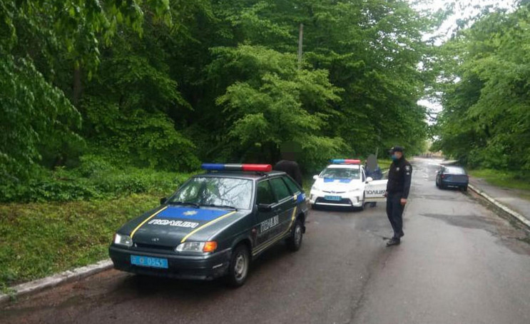 У Горохівському районі поліцейські не вз…