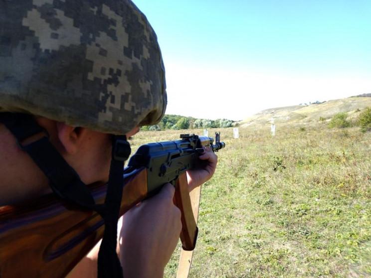 Окупанти обстріляли позиції ЗСУ біля Нов…