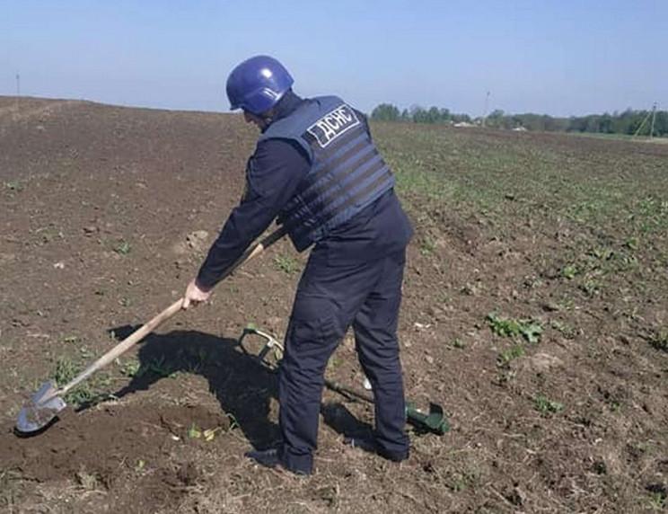 У Гощі знайшли гранату (ФОТО)…