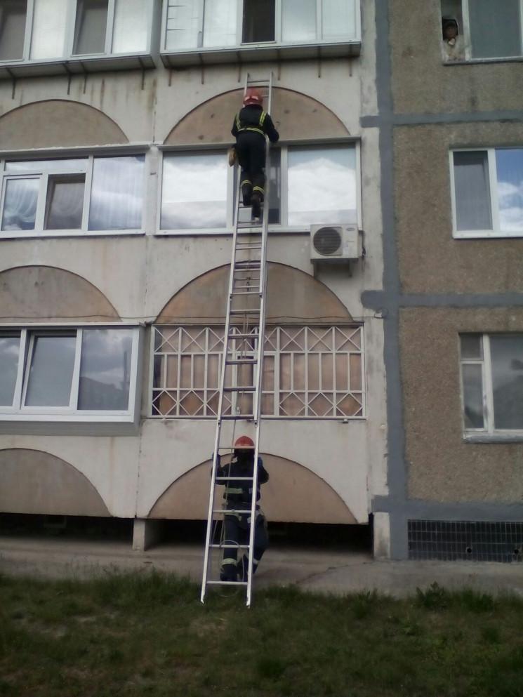 Як у Вараші через вікно рятували пенсіон…
