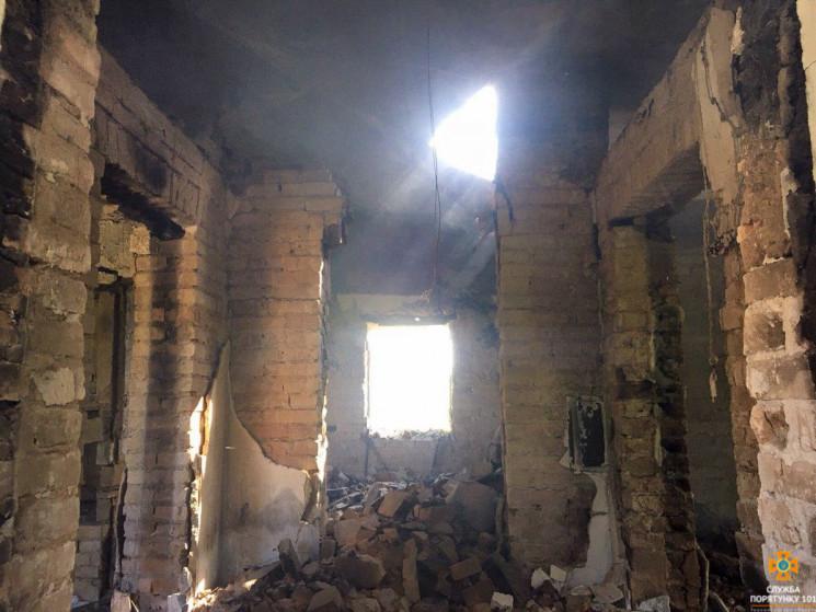 На Тернопільщині вогонь знищив житловий…