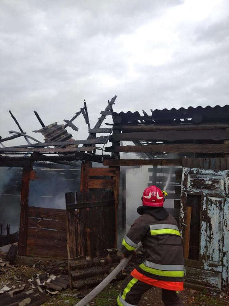 У Рокитному загасили пожежу (ФОТО)…