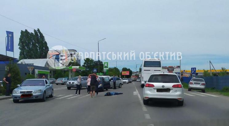 В Ужгороді на пішохідному переході збили…