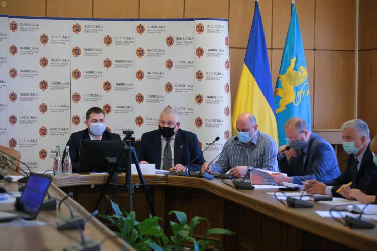 На Львівщині здійснили моніторинг умов п…