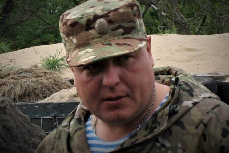 На Луганщині загинув командир батальону…