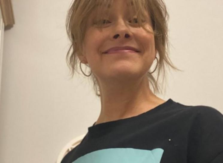 Олена Кравець вперше показала обличчя дв…