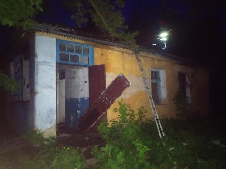 У Корецькому районі горів будинок (ФОТО)…