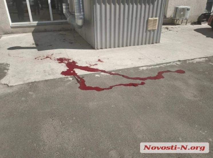 В Николаеве из больницы сбежал бизнесмен…