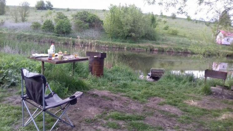 Кривава риболовля: На Житомирщині чолові…