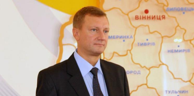 Заступник голови ОДА став депутатом Вінн…