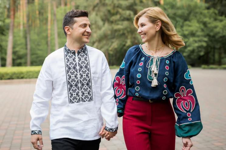 Право бути українцем: Чому вишиванки на…