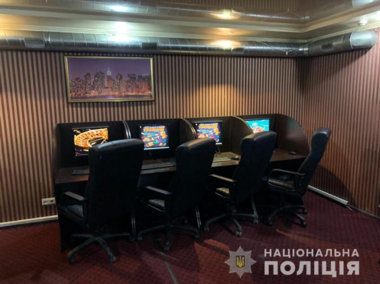 В Одесі закрили три незаконних казино…