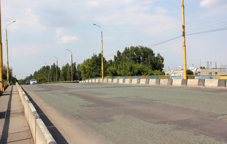 В городе на Днепропетровщине закрыли ава…