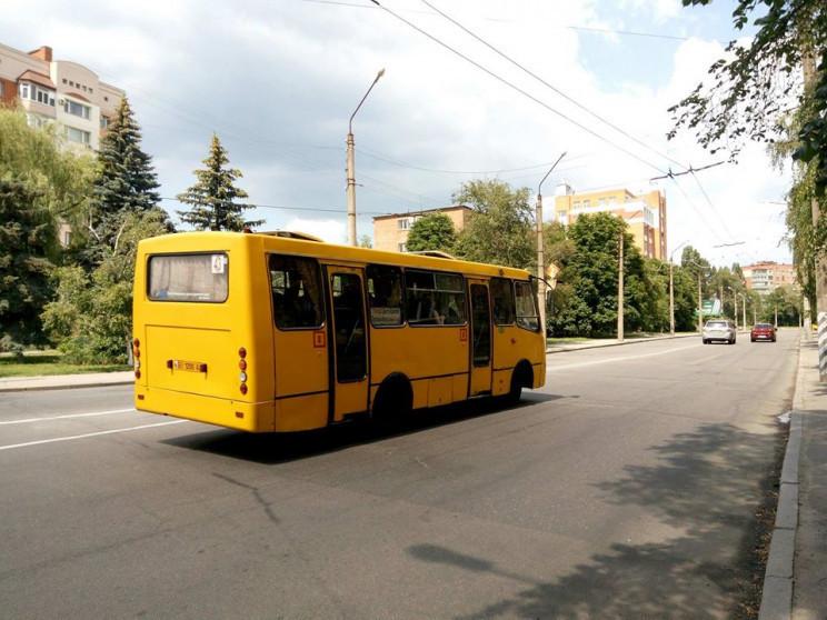 На Кропивниччині міжміські маршрутки від…