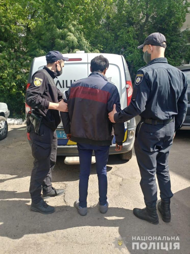 У Львові затримали 17-річного закарпатця…