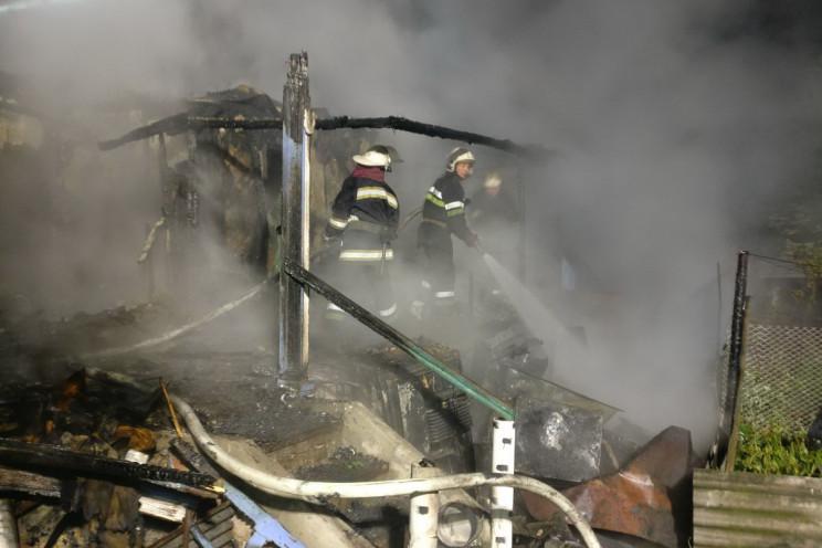 На Харківщині внаслідок пожежі загинула…