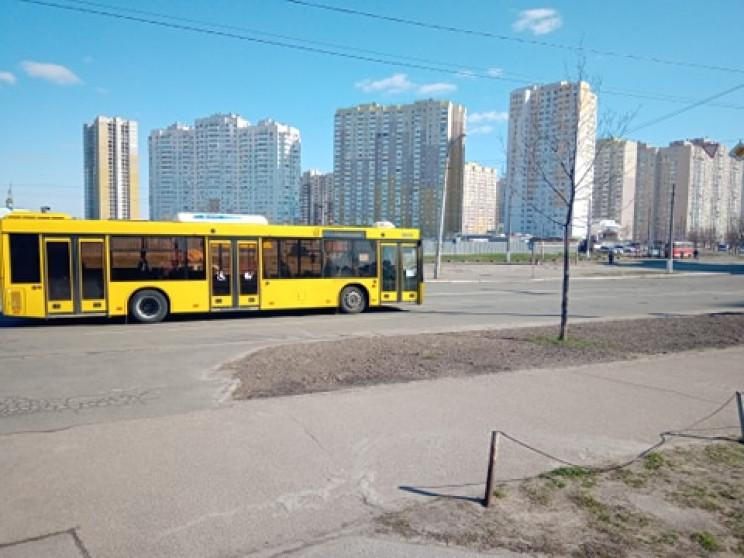 У Києві запустили громадський транспорт:…