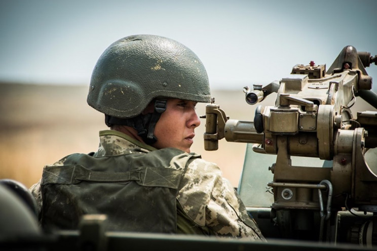 Боевики обстреляли позиции ВСУ под Майор…