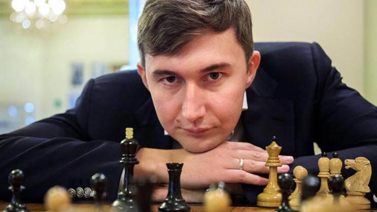 Знаменитий гросмейстер зіграє в шахи з к…