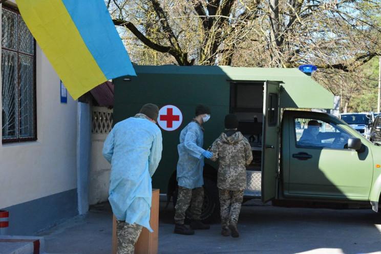 В ВСУ зафиксировали вспышку коронавируса…