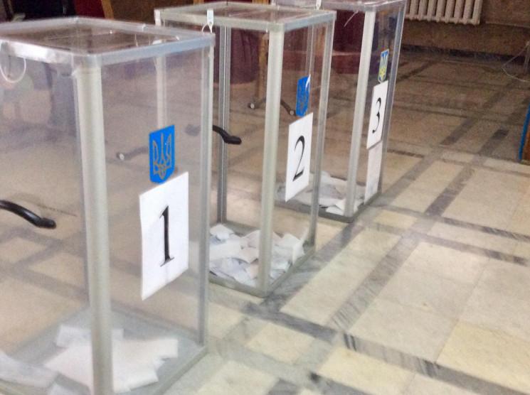 Выборы на Тернопольщине: Первые данные о…