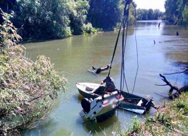 Смерть у річці під Одесою: Потопельникам…