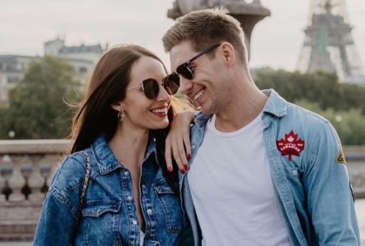 Володимир Остапчук показав нове кохання…