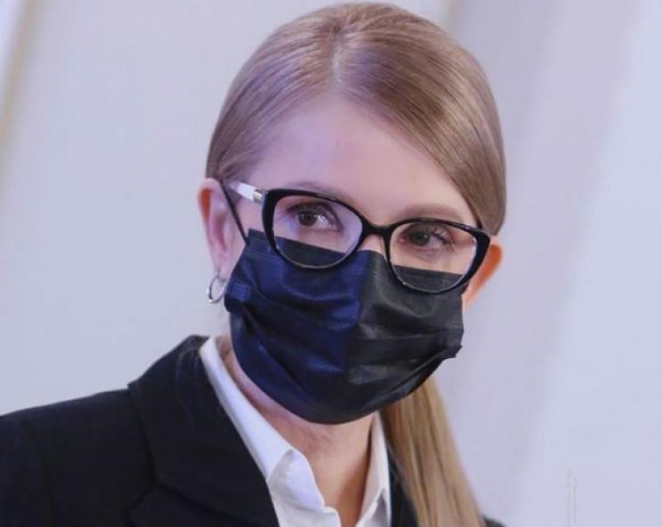 Фракція Тимошенко вийшла із самоізоляції…