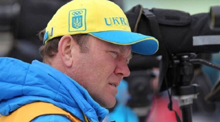 Заслуженный тренер Украины умер на Росси…